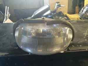 95 Arctic cat zr headlight with bulb Windsor Region Ontario image 1