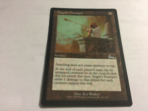1999 Angel's Trumpet #121 MAGIC THE GATHERING Urza's Legacy NM
