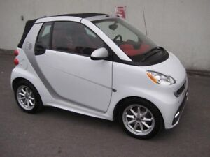 Smart fortwo electric drive  Convertible Passion 2016