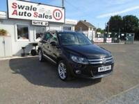 13 VOLKSWAGEN TIGUAN 2.0 SE TDI BLUEMOTION TECHNOLOGY 4MOTION 138 BHP DIESEL