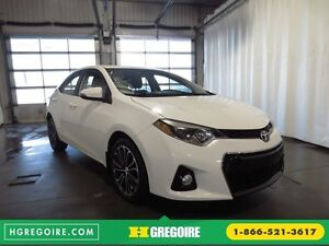 2016 Toyota Corolla S TOIT OUVRANT BLUETOOTH CAMERA SIEGES CHAUF