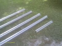 NEW, GALVANIZED SHED FLOOR FRAMING
