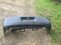 Dodge Charger Rear Bumper - 2009