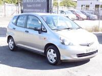 Honda Jazz 1.2i-DSI S, Silver, 2007, 73 000 Miles, FSH, 6 Months AA Warranty