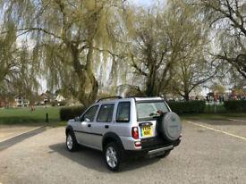2006/56 Land Rover Freelander 2.0 TD4 Auto SE 4 x 4 5 Door Estate Silver