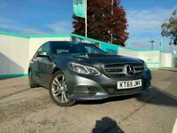 Mercedes-Benz E220 2.1CDI ( 177ps ) BlueTEC 7G-Tronic Plus 2016 SE