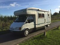 Ford Transit herald Aragon 2/3 birth Moterhome