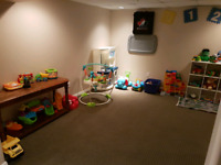 Charleswood private daycare