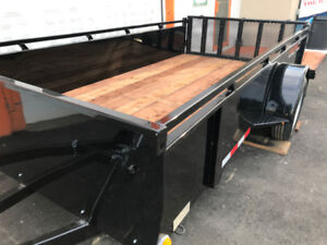 NEW 6 X 12  UTILITY  TRAILERS  EXECUTIVE SERIES 2019