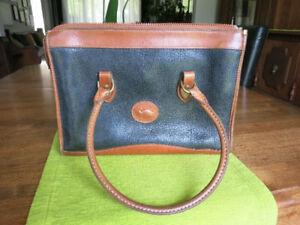 Dooney & Bourke All Weather Leather Purse Satchel