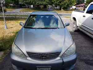 2006 Toyota Camry LE Sedan Peterborough Peterborough Area image 1