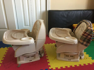 2 safety first booster chairs $30 each Belleville Belleville Area image 3