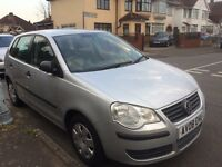2008 Volkswagen Polo 1.2 Excellent condition not Honda, fiat, Micra, Kia, Vauxhall, VW, Nissan