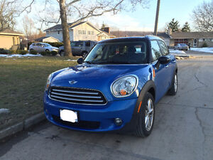 2011 MINI Cooper Countryman SUV, Crossover