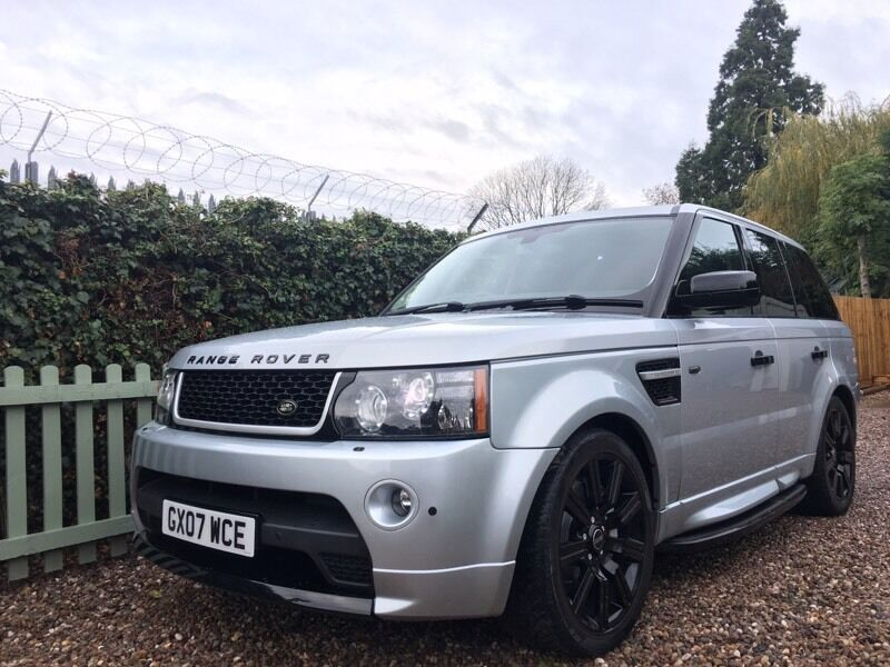 2007 range rover sport autobiography in wellington shropshire gumtree. Black Bedroom Furniture Sets. Home Design Ideas