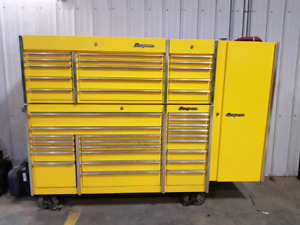 Snap On Tool Box and Various kits for sale