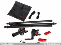 Joby Jib Kit & Pole Pack for Gopro, Action Camera & Portable Cameras (Crane, Gimbal, Extension Arm)