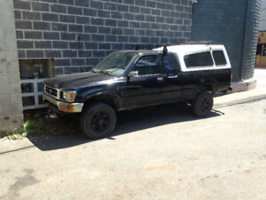 Vintage 1994 Toyota Pickup for Sale