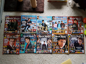 Collectable Harry Potter Magazines Movie Magic