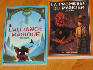 CLIFF MCNISH  DUO  /ALLIANCE MAGIQUE/ PROMESSE DU MAGICIEN