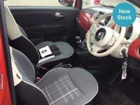 2015 Fiat 500 1.2 Lounge 3dr HATCHBACK Petrol Manual