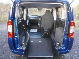 2013 Fiat Qubo 1.3 Multijet MyLife 5dr AUTOMATIC WHEELCHAIR ACCESSIBLE VEHICL...