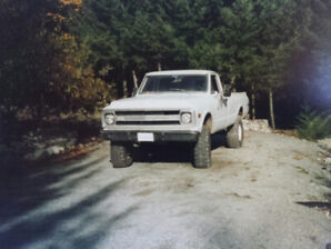 1970 Chevy k30 long box 4x4