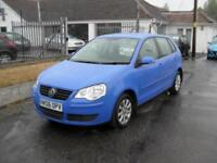 2006 VOLKSWAGEN POLO 1.4 SE 80 5dr