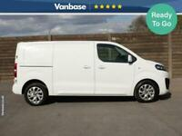 2019 Citroen Dispatch 1400 2.0 BlueHDi 120 Van Enterprise Plus PANEL VAN Diesel