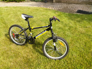 Kids bicycle 20in 5 speed mountain bike