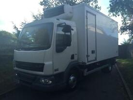 DAF LF45 160 FRIDGE BOX 12 REG