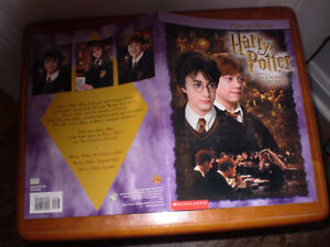 Harry Potter and the Chamber of Secrets Poster Book.