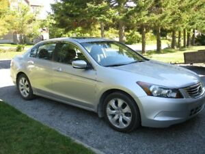 2008 Honda Accord EX-L Berline