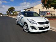 2014 suzuki swift RE3 limited edition Woodville Gardens Port Adelaide Area Preview