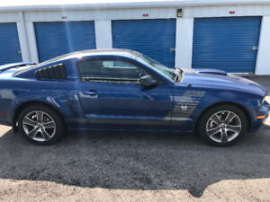 2009 Ford Mustang GT BOSS Edition