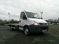 2011 Iveco Daily 35s11 2.3 Recovery Truck Brand New Body Straight to Work NO VAT