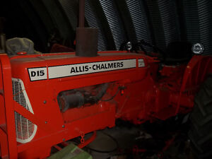ALLIS CHALMERS TRACTOR COLLECTION including D-21 Kitchener / Waterloo Kitchener Area image 7