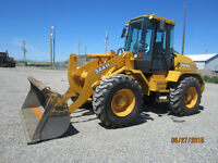 2000 Deere 344H wheel loader c/w bucket & snow blade! $55,000.00