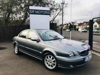 2004 Jaguar X-TYPE 2.0D Classic(HISTORY,WARRANTY)
