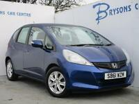 2012 61 Honda Jazz 1.4i-VTEC CVT ES Automatic for sale in AYRSHIRE
