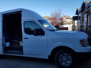 2012 Nissan NV2500 High Roof For Sale!