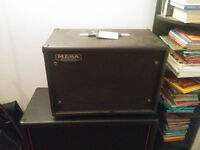 Cabinet Mesa Boogie Widebody 1x12 closed back