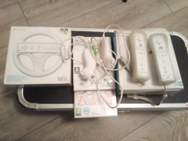 Nintendo Wii console not included expert accessory pack fully working