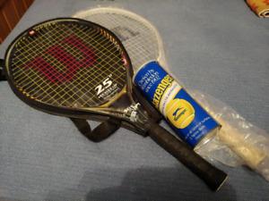 2 Raquettes de Tennis