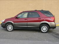 2005 Buick Rendezvous CXL Plus VUS (7 passagers - cuir)