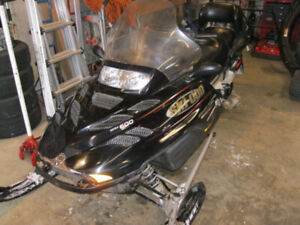 2003 Ski-Doo Grand Touring Low Kms