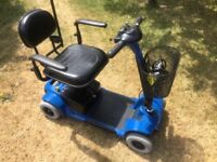 Pride Go Go Ultra Mobility Scooter in Lovely Condition