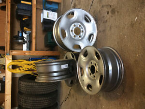 "17"" Wheels For Sale Strathcona County Edmonton Area image 1"