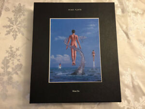 pink floyd shine on box set. Box, CD's, Book, Postcards