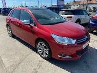 2013 63 CITROEN C4 1.6 E-HDI AIRDREAM SELECTION HATCHBACK DIESEL MANUAL RED DAB